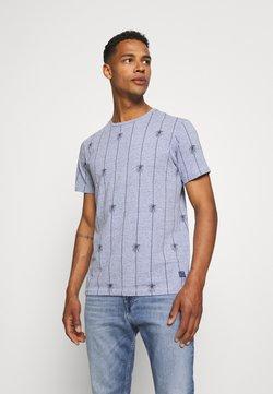 Blend - TEE - T-Shirt print - moonlight blue