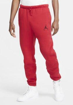 Jordan - Spodnie treningowe - gym red/gym red/gym red/black