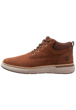 Timberland - CROSS MARK PT CHUKKA - Sneaker low - cognac
