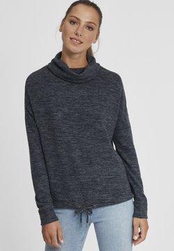 Oxmo - BELMA - Sweater - insignia blue melange