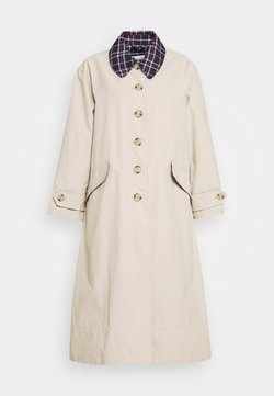 Barbour - ALEXA CHUNG GLENDA CASUAL - Trenchcoat - mist/red/navy