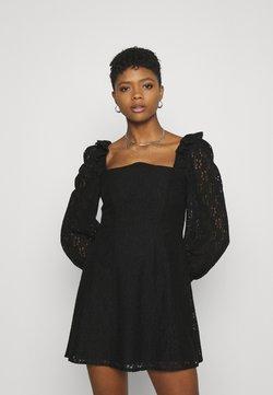 Fashion Union - DRESS - Sukienka koktajlowa - black