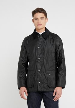 Barbour - ASHBY WAX JACKET - Leichte Jacke - black