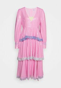 Olivia Rubin - SACHA DRESS - Cocktailkleid/festliches Kleid - pink
