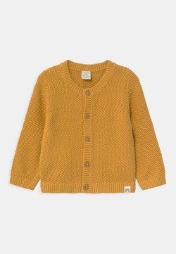 Lindex - Vest - dusty yellow