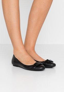 Calvin Klein - ORION - Ballerina's - black