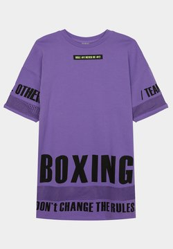 Gulliver - Jerseykleid - purple