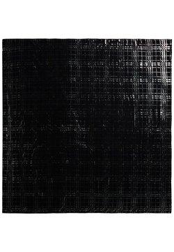 Guess - TRISCHER PRINT METALLIC - Foulard - schwarz