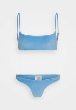 Gina Tricot - TORI SET - Bikini - little boy blue