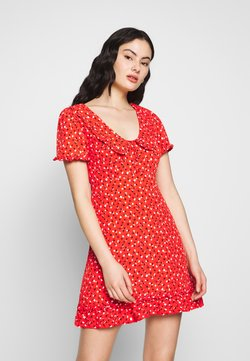 Molly Bracken - LADIES DRESS - Robe d'été - sweet red