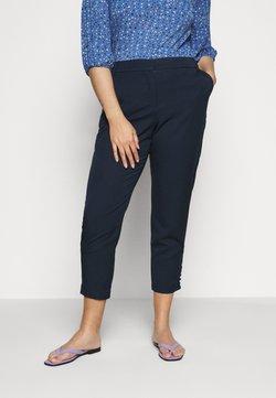JUNAROSE - by VERO MODA - JRGENTA TAILORED ANKLE PANTS - Pantalon classique - navy blazer