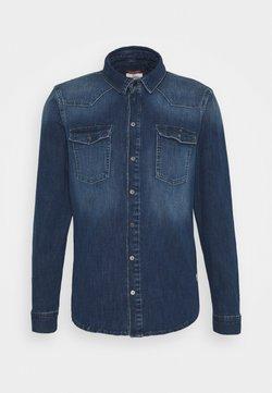 Blend - Shirt - denim light blue