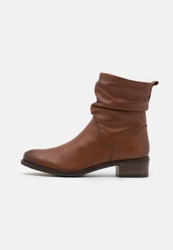 Dune London - PAGERS - Bottines - dark tan