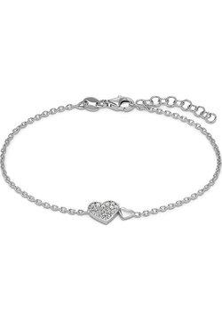 FAVS - FAVS. DAMEN-ARMBAND VALENTIN 925ER SILBER - Armband - silver-coloured