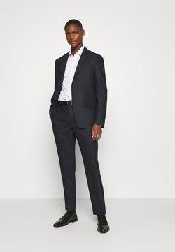 Calvin Klein Tailored - SOFT BLEND STRUCTURE SUIT - Anzug - blue