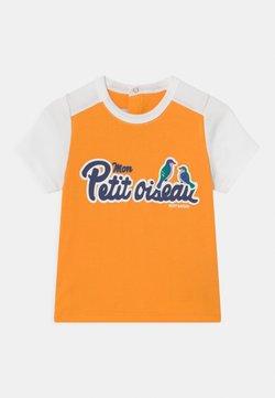 Petit Bateau - T-Shirt print - tehoni/marshmallow