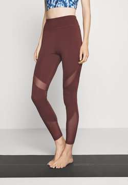Even&Odd active - Tights - dark brown