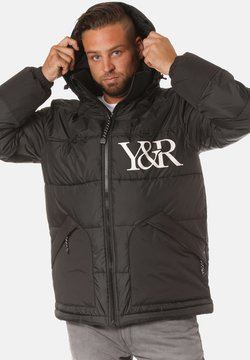Young and Reckless - PUFF - Winterjacke - black