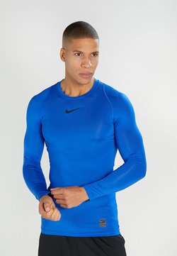 Nike Performance - PRO COMPRESSION - Unterhemd/-shirt - game royal/black/black