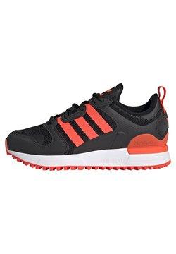 adidas Originals - ZX 700 SHOES - Sneaker low - black