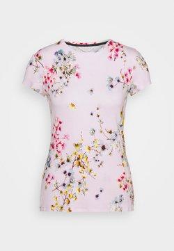 Ted Baker - ROBUN - T-Shirt print - pink
