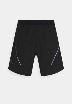Dynafit - ALPINE PRO SHORTS - Pantalón corto de deporte - black out