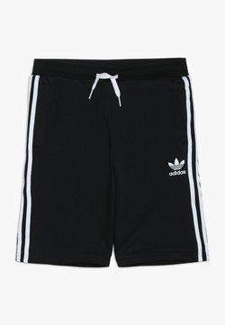 adidas Originals - Shorts - black/white