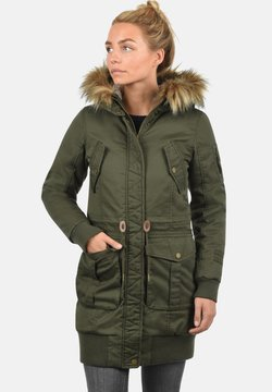 Desires - Parka - ivy green