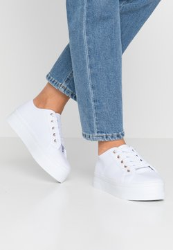 Rubi Shoes by Cotton On - WILLOW PLATFORM - Zapatillas - bright white
