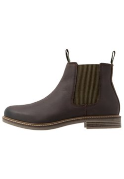 Barbour - FARSLEY CHELSEA BOOT - Stiefelette - choco