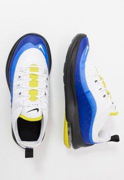 Nike Sportswear - AIR MAX AXIS - Sneakers laag - white/hyper blue/black