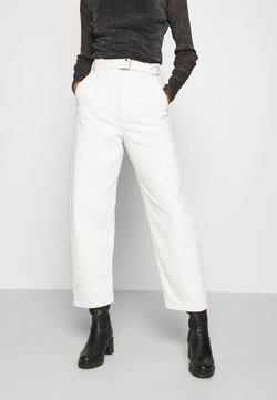 Levi's® Made & Crafted - LMC CARVED TROUSER - Jeans baggy - off-white