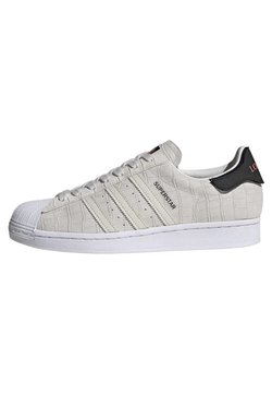 adidas Originals - SUPERSTAR SHOES - Sneaker low - white