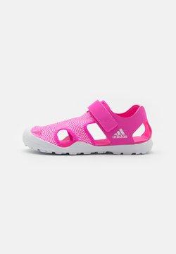 adidas Performance - CAPTAIN TOEY UNISEX - Sandały trekkingowe - screaming pink/footwear white
