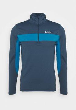 LÖFFLER - Langarmshirt - blue