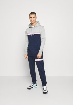 274 - WINDSOR TRACKSUIT - Trainingsanzug - grey marl