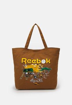 Reebok Classic - ROADTRIP UNISEX - Shoppingväska - sepia