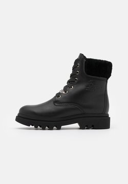 Panama Jack - TELMA IGLOO - Lace-up ankle boots - black