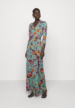 Diane von Furstenberg - ABIGAIL - Robe longue - medium green