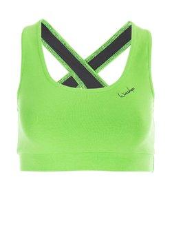 Winshape - Sport BH - apfelgrün