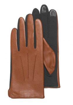 Kessler - Fingerhandschuh - tobacco