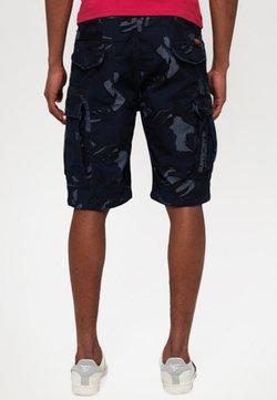 Superdry - PARACHUTE - Shorts - blue