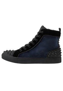 Steve Madden - CORDZ - Sneaker high - navy/multicolor