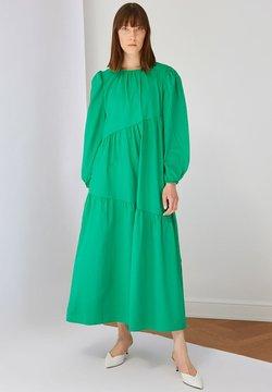 Trendyol - Maxikleid - green
