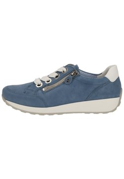 ara - ARA SNEAKER - Sneaker low - sky/weiß 20