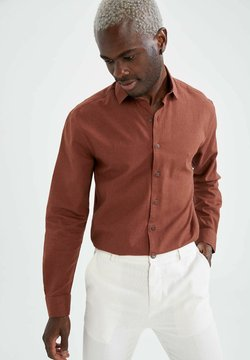 DeFacto - Koszula - brown