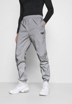 Hi-Tec - GRAHAM REFLECTIVE TRACK PANTS - Verryttelyhousut - silver