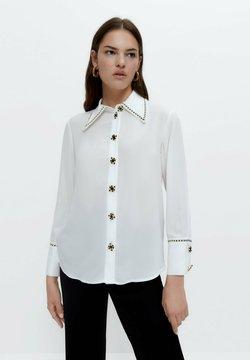 Uterqüe - MODISCHES - Koszula - white
