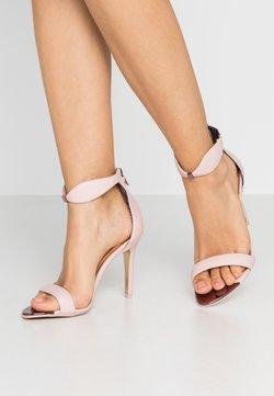 Ted Baker - AURELIL - Korolliset sandaalit - nude/pink