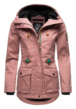 Marikoo - Parka - dark rose